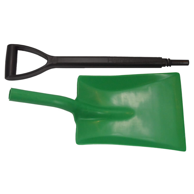 Anti-Static Two Piece Shovel
