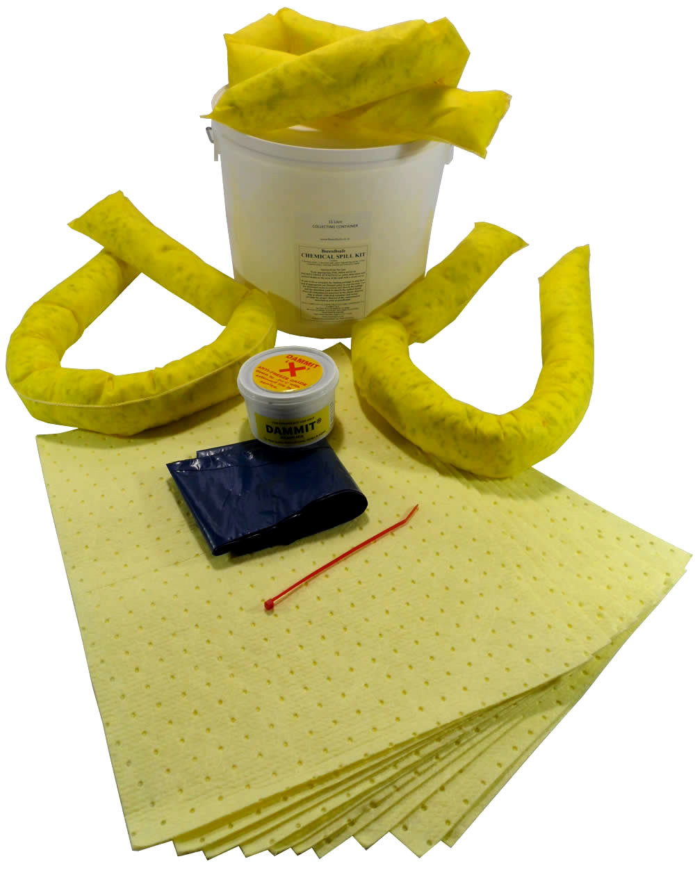 emergency spill response kit