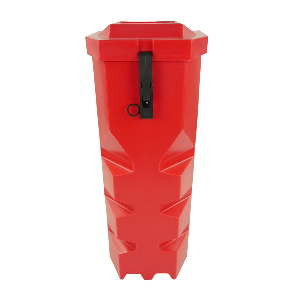 6 KG fire extinguisher box top loading HGV