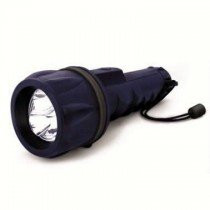 rubber led flashlight