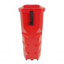 9-12 KG fire extinguisher box top loading HGV
